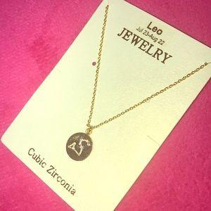 Jewelry - Zodiac Sign LEO Necklace
